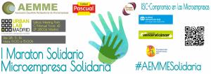 cartel-i-maraton-solidario-microempresa-solidaria
